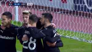 Το πρώτο γκολ του Ντε Γκουσμάν με τον ΟΦΗ