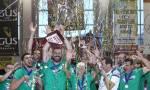 Πρωταθλητής Ελλάδος μετά απο 14 χρόνια ο Παναθηναικός (VIDEO)