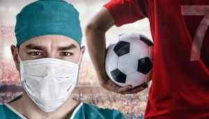 Θετικοί στον κορωνοϊό μεγάλα ονόματα του Ελληνικού αθλητισμού