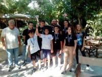 """""""Αφεντικά"""" της Κρήτης οι μικροί σκακιστές του ΟΦΗ"""