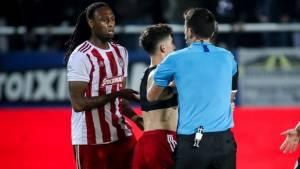 Απαράδεκτη ενέργεια του Σεμέντο: Εσπρωξε βίαια ένα ball boy στο γήπεδο του ΟΦΗ (VIDEO)