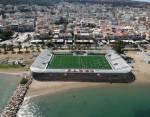 Εκπληκτικό γήπεδο πάνω στην άμμο-Το έχτισαν στην Κρήτη! (VIDEO)