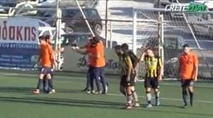 Σεφτέ ο Πέρο, ήττα ο Αλμυρός! (VIDEO)