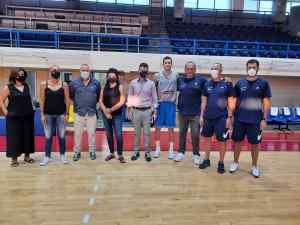 Στο Λίντο η Εθνική μπάσκετ