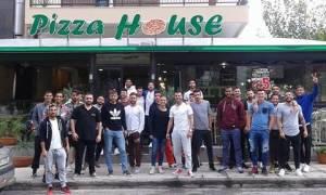 Το Pizza House έκανε το τραπέζι στον ΟΦΗ (ΦΩΤΟΓΡΑΦΙΕΣ)