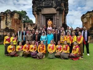 Θερμή υποδοχή του ΟΦΗ στην Ταιλάνδη (ΦΩΤΟΓΡΑΦΙΕΣ)