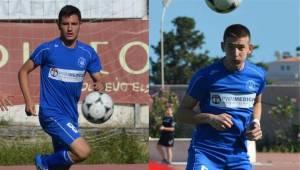 Δυο ταλεντάκια απο το Ηράκλειο στην Εθνική Κ16