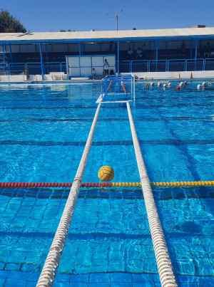 Eξοπλισμός, μέσω... ΟΑΚΑ στο κολυμβητήριο (ΦΩΤΟΓΡΑΦΙΕΣ)