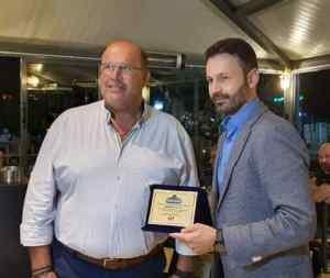 Ο Αθλητικός Ομιλος Κρήτης τίμησε το ΕΑΚΗ για την συνεισφορά του στην πετυχημένη διεξαγωγή του 43ου Ράλλυ Κρήτης