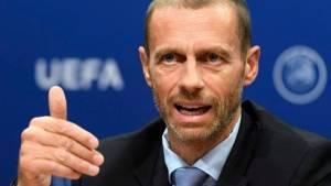 Τα γυρίζει ο πρόεδρος της ΟΥΕΦΑ-Οι κυβερνήσεις θα κρίνουν αν γίνουν αγώνες