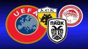 Οι ευρωπαικές μάχες των Ελληνικών ομάδων