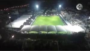 Το Γεντί Κουλέ με νυχτερινές λήψεις απο drone (VIDEO)