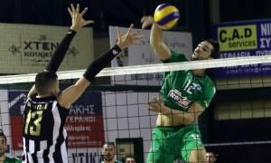 Για την πρώτη (και ιστορική) νίκη στην Volley League ο ΟΦΗ!