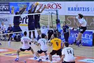 Πρεμιέρα στην Volley League: Πήρε το ντέρμπι με ΠΑΟΚ ο Φοίνικας, σήμερα το ΟΦΗ-Ολυμπιακός