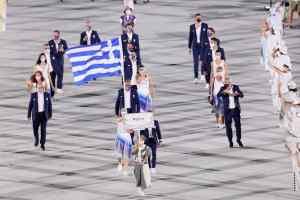 Συγκίνηση: Η Ελλάδα πρώτη στην τελετή έναρξης στο ΤΟΚΙΟ