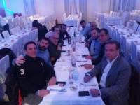 Ενθουσιασμένος και συγκινημένος ο Νίκος Παπαδόπουλος στην εκδήλωση των «Κρητών»