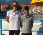 14χρονος κολυμβητής του ΟΦΗ 8ος στην Ελλάδα