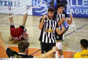 Και τώρα ο ΠΑΟ για τον ΟΦΗ-Τι έγινε στην πρεμιέρα της Volley League
