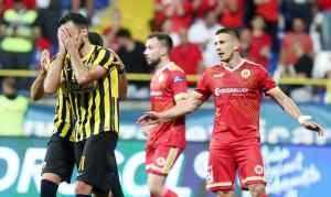 Η ήττα της ΑΕΚ στο Σαράγιεβο (VIDEO)