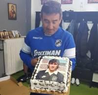 Τα γενέθλια του 57χρονου Αλεσάντρο Ισις (VIDEO)