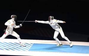 231 κορυφαίοι αθλητές ξιφασκίας στο Ηράκλειο