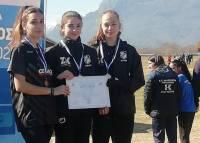 Στην 3η θεση στην Ελλάδα τα κορίτσια του ΟΦΗ