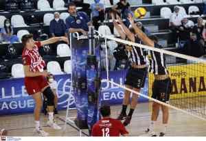 Volley League: Νίκη του Ολυμπιακού στο Ηράκλειο και του Μίλωνα στη Βέροια